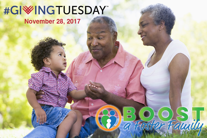 Giving Tuesday Boost