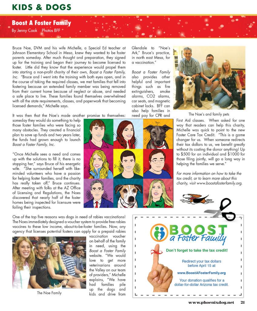 The Phoenix Dog Magazine